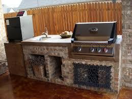 Outdoor Kitchen Plans Unbelievable Small Outdoor Kitchen Design Kitchen Bhag Us