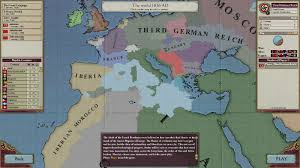 New World Order Map by A New Order Last Days Of Europe Mod For Hearts Of Iron Iv Mod Db