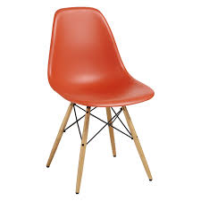 buy vitra eames dsw 43cm side chair john lewis