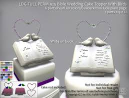 wedding cake kit second marketplace ldg perm 925 bible wedding cake