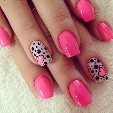 ideas of nail designing for st valentine u0027s day photos