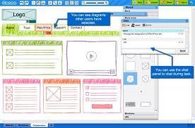 10 excellent tools for creating web design wireframes web design