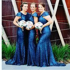blue sequin bridesmaid dress get cheap prom factory aliexpress alibaba
