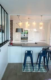 magasin de cuisine cuisine scandinave avec verriere modèle rive droite