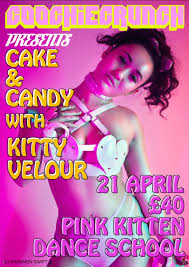 tutorial dance trap queen coochiecrunch presents cake candy with kitty velour coochiecrunch