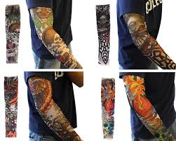 amazon com efivs arts fake temporary tattoo sleeves toys u0026 games