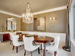 Modern Dining Room Wall Decor Ideas by Dining Room Beautiful Round Formal Dining Table Set Amazing