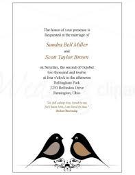 bird wedding invitations printable birds wedding invitation template