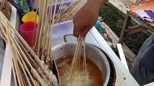sempol lele snaell life 4 street food
