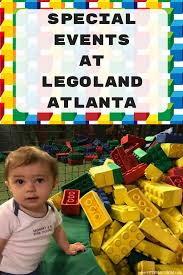 special events happening at legoland discovery center atlanta for