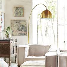 pacific coast basque gold arc lamp copycatchic