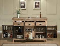 Buffet Bar Cabinet Buffet Bar Cabinet Liquor Cabinet Home Bar Buffet Cabinet Smoky