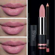 mel for makeup motives lip mix pink lady lip pencil pink sand lipstick