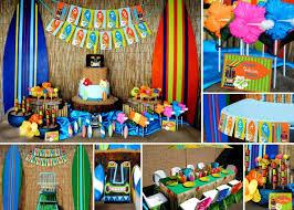 luau theme party hawaiian luau party decorations the outdoor luau