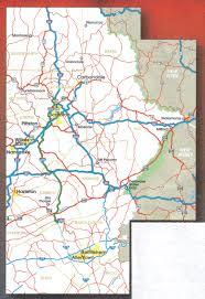 Map Of Northeast Northeastern Pennsylvania Laminated Wall Map Jimapco