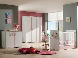 chambre bébé blanche pas cher chambre bébé complète contemporaine blanche et eglantine