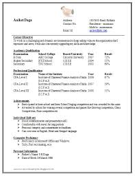 simple curriculum vitae format doc simple resume format for freshers doc menu and resume