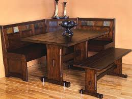 corner bench dining room table captivating dining room table with