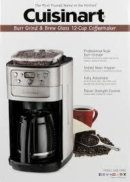 Walmart Coffee Bean Grinder Best Grind U0026 Brew Coffee Makers