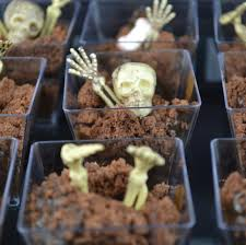 sweetology zombie chocolate vodka pudding shots halloween