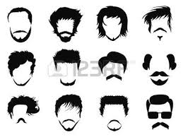 31 393 man hairstyle cliparts stock vector and royalty free man
