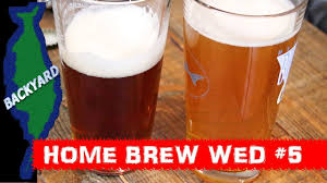 home brew wed 5 backyard ipa lessons learned youtube