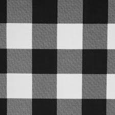 plaid home decor fabric home decor fabric urban loft buffalo plaid black white