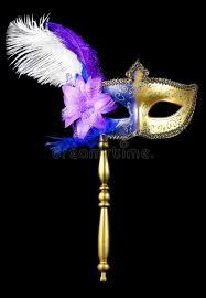 black mardi gras venetian masquerade or mardi gras mask stock image image of mask