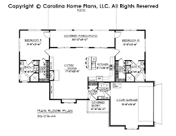 Floor Plans For 1500 Sq Ft Homes Small Florida Style House Plan Sg 1376 Sq Ft Affordable Small