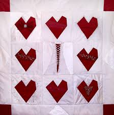 wedding dress quilt for quilts sake wedded bliss quilt wall hanging