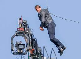 tom cruise injured during scary film stunt missionimpossible6
