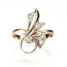 ribbon ring circa 1930s ribbon ring vr0808 04