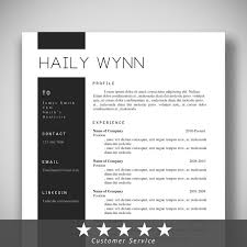 47 best resume images on pinterest professional resume template