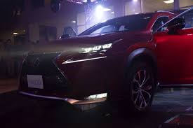 lexus nx demo lexus nx luxury crossover joins openroad lineup openroad lexus