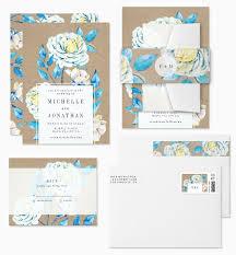 gorgeous modern u0026 vintage floral wedding invitations from phrosné ras