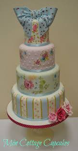 Cath Kidsto Inspired Hand Painted Wedding Cake Cakecentral Com