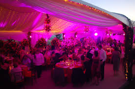 tent party filmlites montana wedding white tent lighting