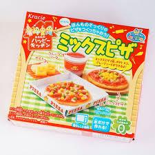 popin u0027 cookin u0027 happy kitchen pizza kit review super cute kawaii