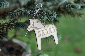 15 creative ornaments of 2017 horses mad