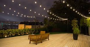 outdoor string lights for patio garden ideas outdoor lamps electric outdoor lights garden string