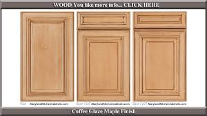 Glazed Kitchen Cabinet Doors 720 Maple Cabinet Door Styles And Finishes Maryland Kitchen