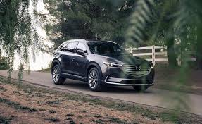 mazda the 2018 mazda cx 9 welcomes updated tech and refinement