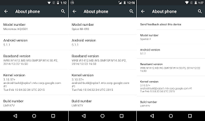 android update 5 1 android one smartphones get android 5 1 1 ota update in india