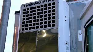 thermo king sentry 50 max running on electric standby this unit is