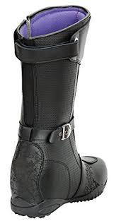 womens boots rocket joe rocket heartbreaker womens boots black auto accessory
