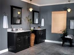 Bathroom  Black Cabinets In Bathroom Black Granite With White - Black granite with white cabinets in bathroom