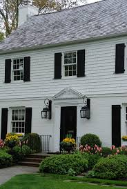 small colonial house 140 best house images on pinterest front door overhang facades