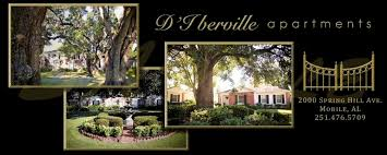 One Bedroom Apartments Mobile Al by D U0027iberville Apartments Mobile Al