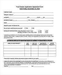 vendor contract agreement template 10 vendor agreement templates
