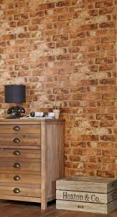black and red aged brick wall mural muralswallpaper co uk